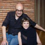 Sérgio Rodrigues e Heloísa Fischer