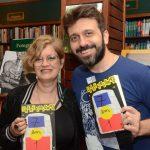 Sandra Quintela e Paulinho Thomaz