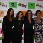 Suzana Garcia-diretora da peça e elenco