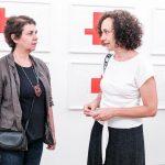 Suzana Queiroga e Vania Mignone
