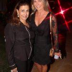 Sylvia Ururay e MArcia Verissimo