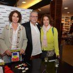 Thelma Innecco, Jorge Salomão e Lorena Coutinho