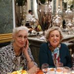 Maria Célia e Luciana Alencastro Guimarães