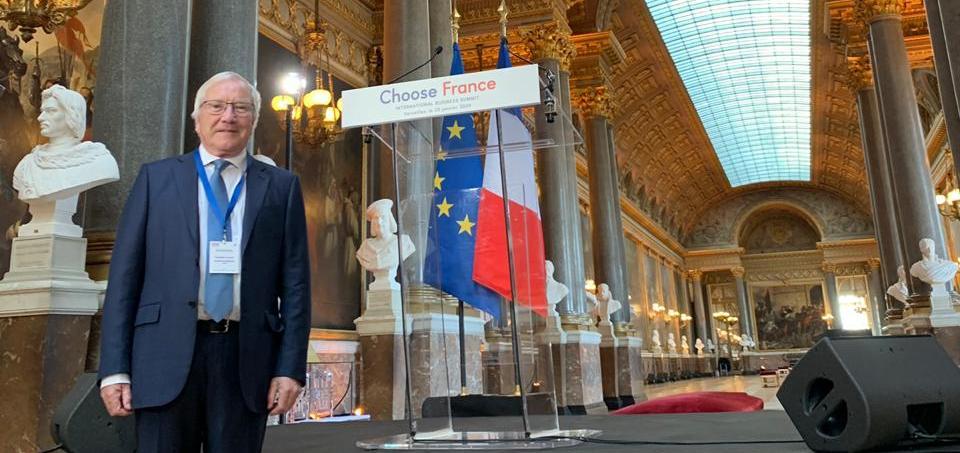 Granado participa do Choose France 2020