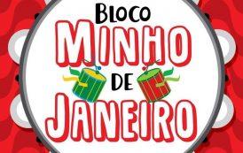 Cariocas lançam primeiro  bloco de carnaval de Braga, em Portugal