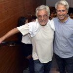Aderbal Freire Filho e Alessandro Molon