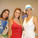 Adriana Moreira, Adriana Alves e Lene DeVictor