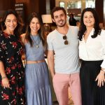 Ana Paula Iespa, Mariana Tavora, Henrique Ramalho e Marcia Morelli