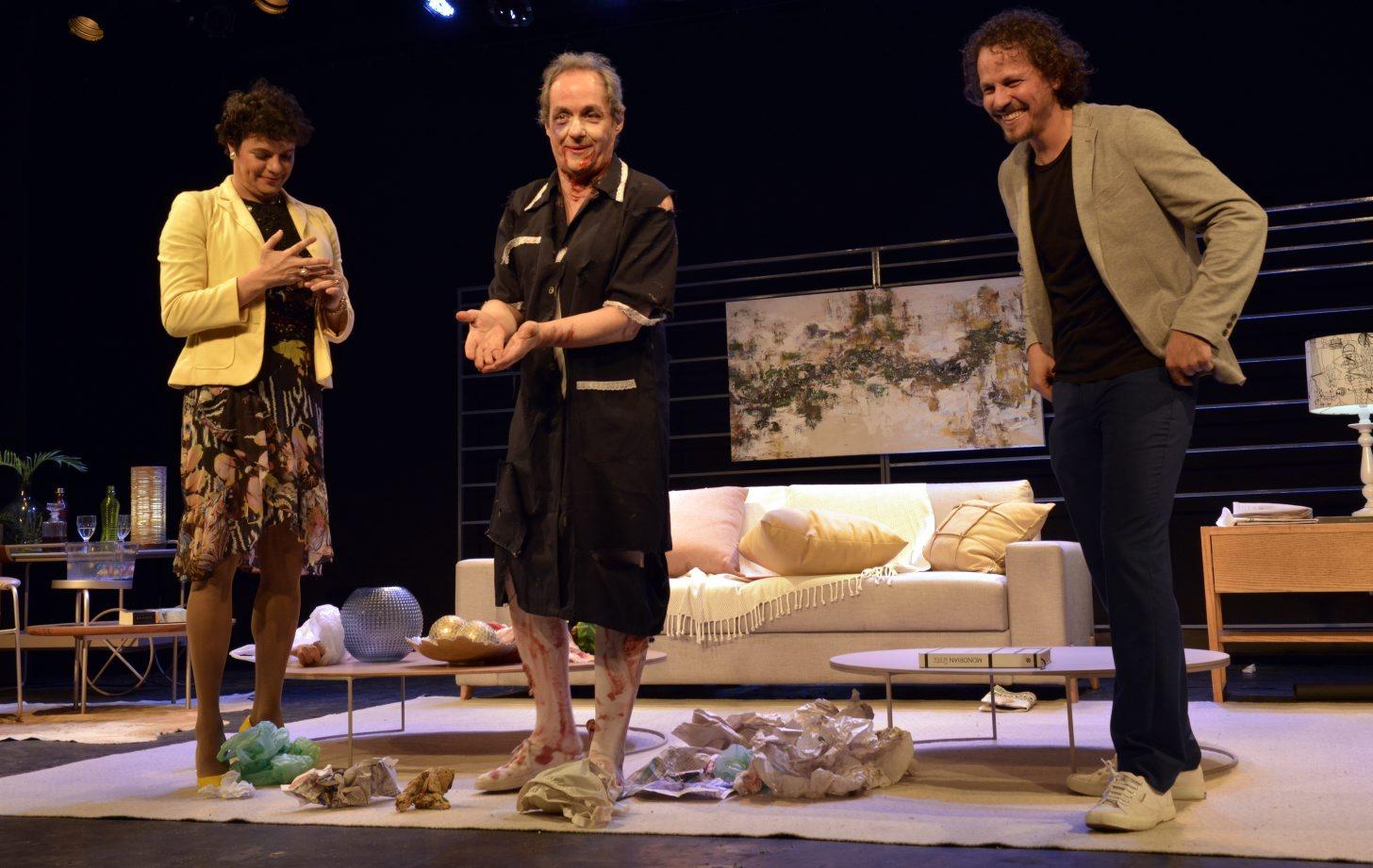 """Crimes Delicados"" estreia no Teatro Petra Gold"