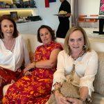 Heloísa Protazio, Ina Chermont e Beth Corrêa