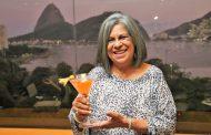 Irce Brito comemora seu aniversário no Restaurante Scotton de Botafogo