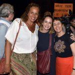 Jandira Feghali , Carol Proner e Ana de Hollanda