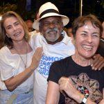 Maitê Proença , Antônio Pitanga e Ana de Hollanda