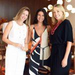 Mayene Precioso, Yasmin Monnerat e Anette Rivkind