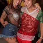 Natali Soares e David Brazil