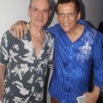Ney Matogrosso e Lino Corrêa