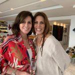 Regina Pinto e Mila Moreira