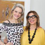 Roberta Monteiro da Fonseca e Alice Tamborindeguy