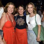 Rosa Maria Araújo , Ana de Hollanada e Maitê Proença