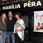 Simone Cadinelli , Eduardo Braule-Wanderley e Sandra Pêra