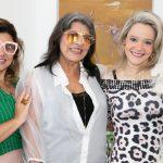 Tayana Ruiz, Rose May Addario e Roberta Monteiro da Fonseca