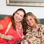 Thyna Mandes e Fofy Luz
