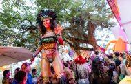 Baile da Arara agita Santa Teresa