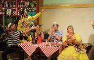 """Casa Julieta de Serpa recebe o musical """"Nosso samba é campeão"""""""