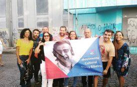 Fundação Leonel Brizola recebe integrantes do Movimento Cultural Darcy Ribeiro