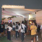 Leblon Boulevard reúne os stands dos patrocinadores, além de ser a parada gastronômica do torneio