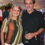 Marcia Cunha e Sergio Carvalho