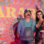 Mauro Faria e Aline Moraes