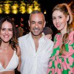 Paula Bezerra de Melo, Francisco Costa e Paula Merlo