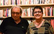 Heloísa Seixas e Ruy Castro participam de bate-papo em inauguração de livraria