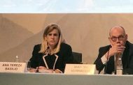Ana Tereza Basílio representa o Brasil no Congresso Internacional de Árbitros Marítimos