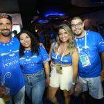 Elisa Piquet, Igor Pitasi, Louiz Carlos e Thayz Souza