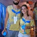 Danillo Tinoco e Camila Dauar
