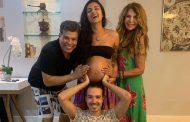 Nasce, no Rio, a primeira neta de Elba Ramalho