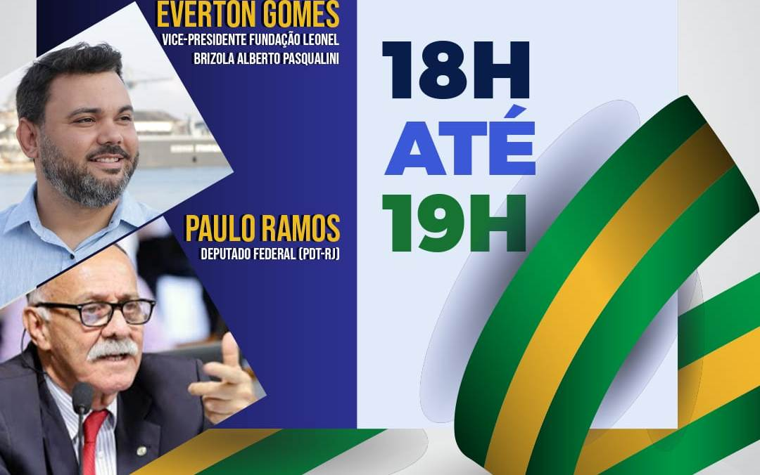Everton Gomes e Paulo Ramos debatem sobre pedidos  de impeachment contra Bolsonaro