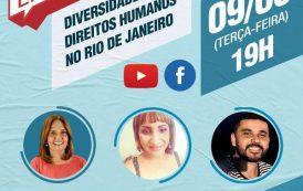 PDT Diversidade faz live sobre Direitos Humanos com deputada Martha Rocha