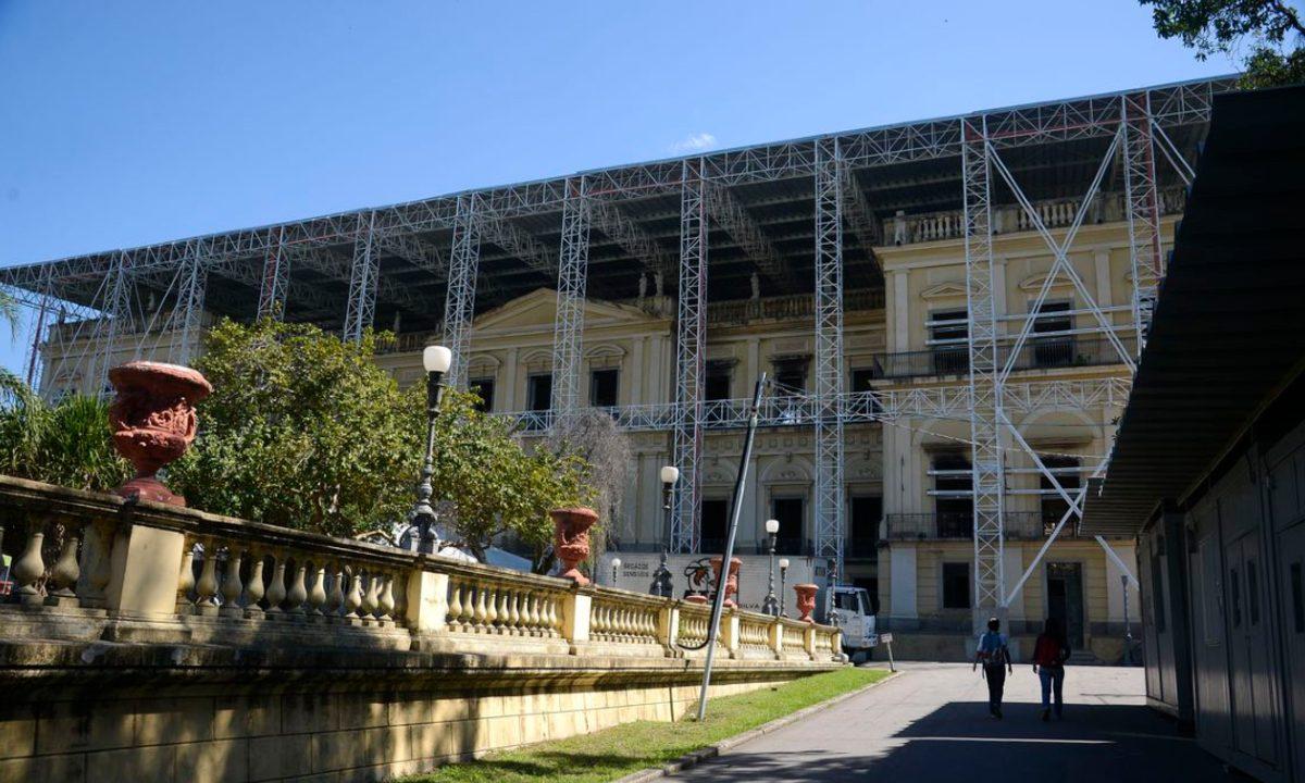 Museu Nacional comemora 202 anos com atividades virtuais