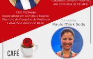 Live discute Conflitos, Mediação e Cláusulas Compromissórias em Contratos de Comex