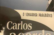 Mauro Magalhães lança quarta edição de livro sobre Carlos Lacerda