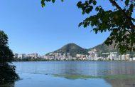 O retorno: caminhando e cantando na Lagoa