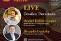 Theatro Municipal do Rio, Vale e Petrobras convidam André Heller-Lopes e Ricardo Levisky para live sobre patrocínios