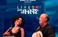 Blue Note São Paulo apresenta Lives Pela Arte