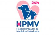 Hospital Popular de Medicina Veterinária inaugura em Botafogo no dia 31 de agosto