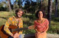 Gustavito e Laura Catarina realizam quarta live da imersão criativa da dupla