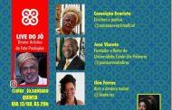 Lives em combate ao racismo estrutural no Brasil