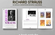 Exposição virtual em formato de e-book fala sobre a vinda de Strauss ao Municipal do Rio